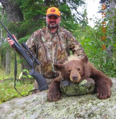 James with a very nice color phase bear 2012