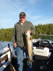 Spring Lake Trout Manitou