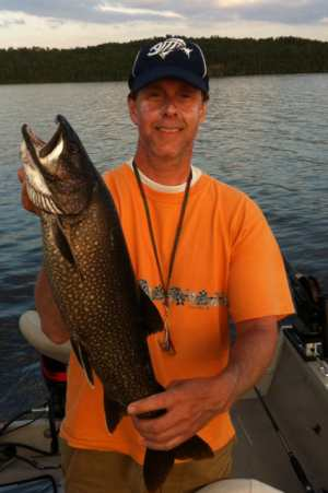 Mark Lake Trout