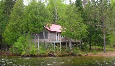 Ranger Bay big cabin