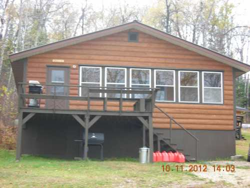 Smallie Cabin 2012